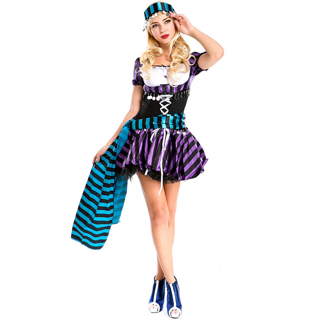 New Movie Pirate Costume Women S Pirate European And American Game