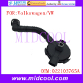 New Crankcase Vent Valve Exhaust Pipe use OE NO. 022103765A for Volkswagen VW Touareg