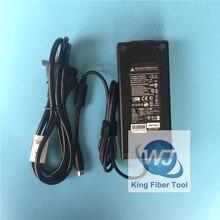 Furukawa Fitel S976A için AC güç adaptörü şarj cihazı S178 S178A S153 S123 Fiber Fusion Splicer