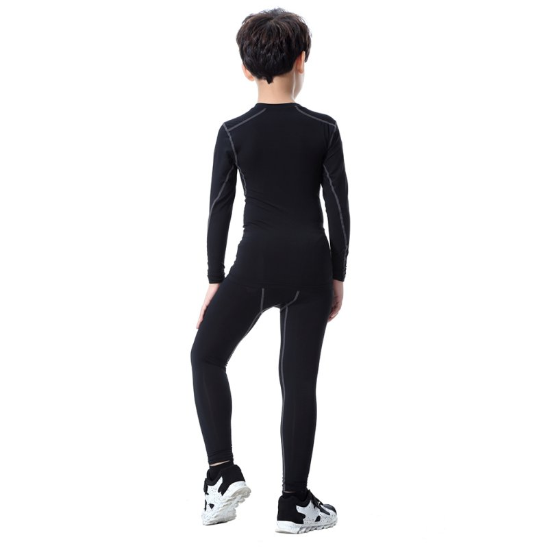 37bacfe756 Casual Kids Boys Compression Pants Quick Dry Elastic Waist Skinny Leggings-in  Pants from Mother & Kids on Aliexpress.com | Alibaba Group