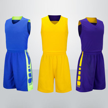 Men sports clothing training Sleeveless basketball jersey suit  Basketball Clothes Suit,man training sport basketball jersey