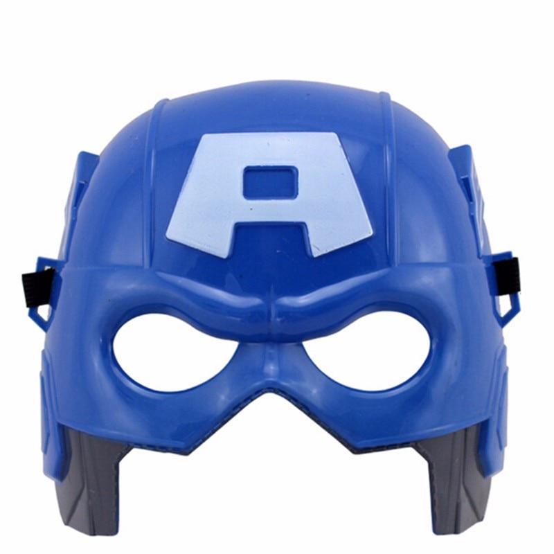 Kapetan Amerika Otroški maski za zabave Cosplay maska - Prazniki in zabave - Fotografija 1