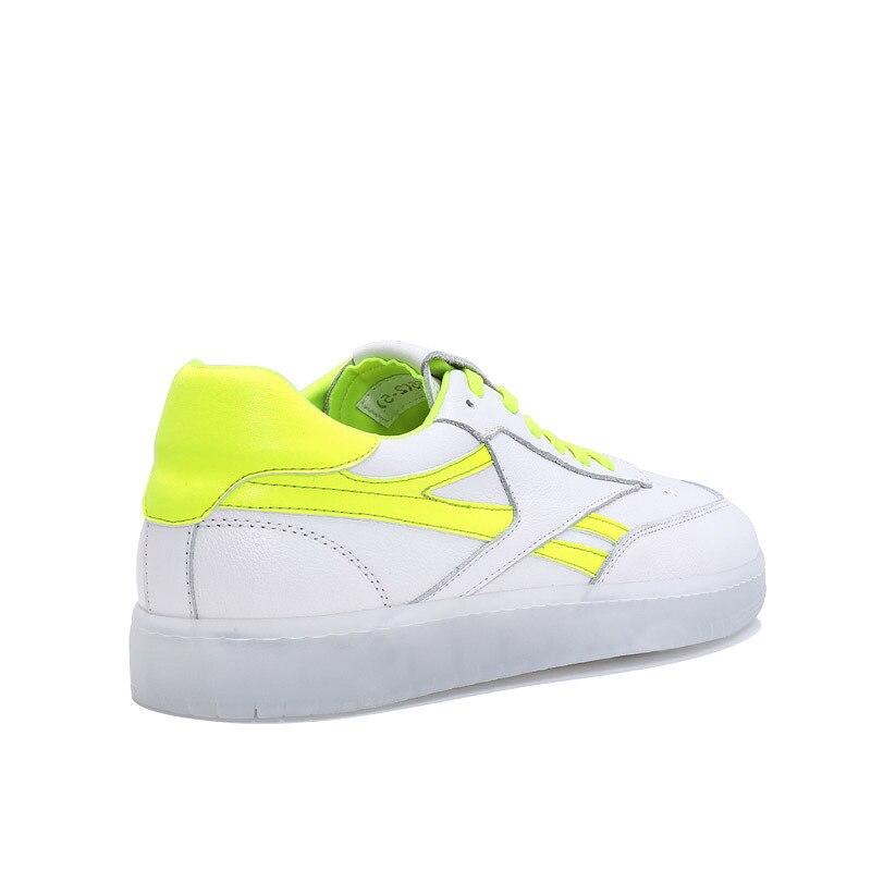 Genuíno Primavera branco Sapatilhas Britânicos Brancos Preto Sapatos Todos Lazer Dos Mocassins Superiores Jogos Homens Altas De Os Do Couro qwXxpHE