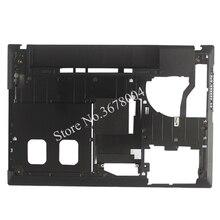 Novo caso inferior do portátil para samsung np300v4a 300v4a caso inferior escudo d capa BA75 03207A