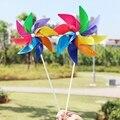 Ветряная мельница для сада, двора вечерние вечеринки, кемпинга, ветряной Спиннер, украшение, Новинка