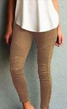 Autumn Casual Women Xs - 3Xl 4Xl 5Xl Pencil Pants Solid Skinny High Elastic Black Green 8 Colors Trousers Plus Size Pants