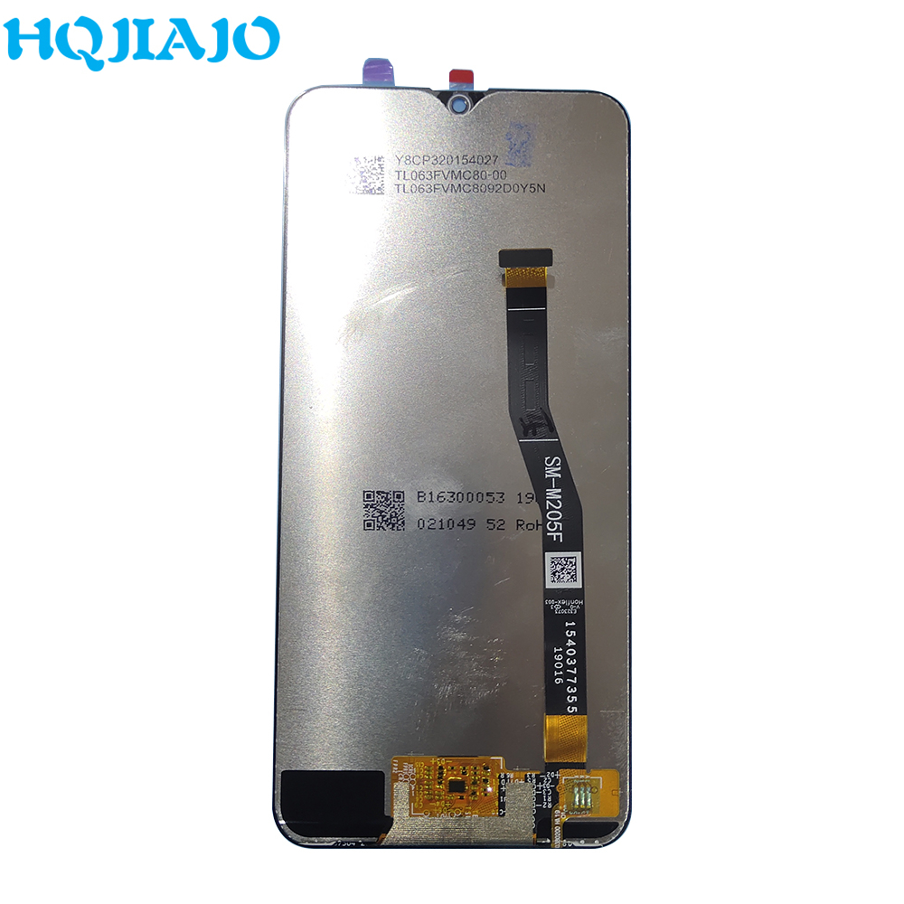Original LCD Display Screen For Samsung Galaxy M20 2019 SM-M205 M205F Touch Screen Digitizer For Samsung M20 SM-M205 M205F M205GOriginal LCD Display Screen For Samsung Galaxy M20 2019 SM-M205 M205F Touch Screen Digitizer For Samsung M20 SM-M205 M205F M205G