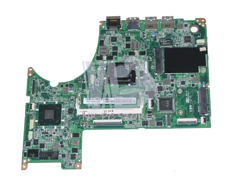 NOKOTION 11S90000204 DA0LZ7MB8E0 Main Board For Lenovo ideapad U310 Laptop Motherboard I5-3317U CPU DDR3 недорого