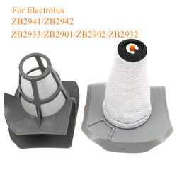 1pcs EF141 Hepa Filter for Electrolux Robot Vacuum Cleaner Parts ZB29 Series ZB2901 ZB2902 ZB2932 ZB2933 ZB2941 ZB2942
