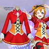 Hot Love Live Cosplay Costumes Kousaka Honoka Sunny Day Song Dress Fancy Party Uniforms Women Outift