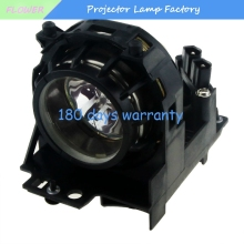 Replacement Bare LAMP DT00581/CPS210LAMP with Housing for HITACHI CP-S210 CP-S210F CP-S210T CP-S210W PJ-LC5 PJ-LC5W купить недорого в Москве