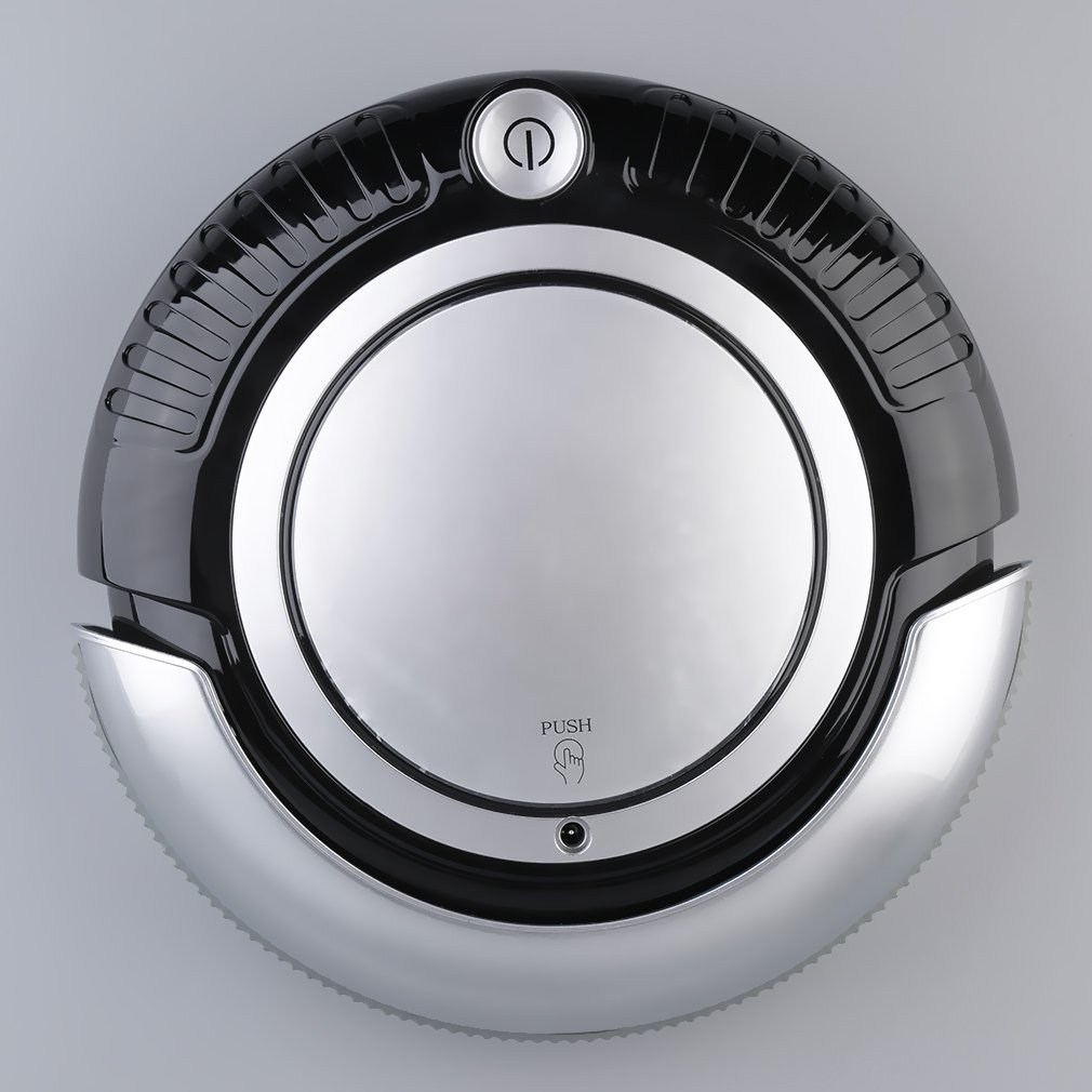Mini Robetic Vacuum Cleaner K6L 19V 600mA Sensor One-touch CleaningMini Robetic Vacuum Cleaner K6L 19V 600mA Sensor One-touch Cleaning