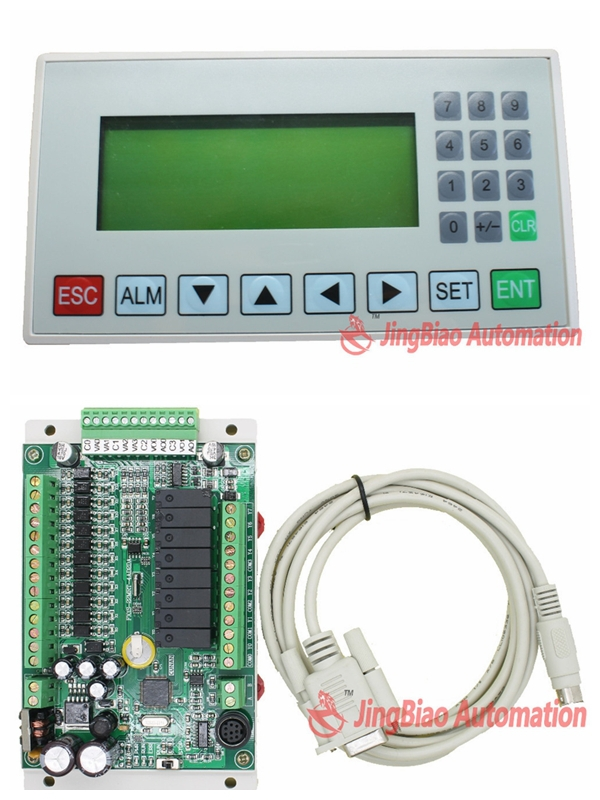 все цены на MD204L OP320-A HMI with RS232/RS485 + 20MR 4AD2DA 12 input/8 relaysoutput онлайн