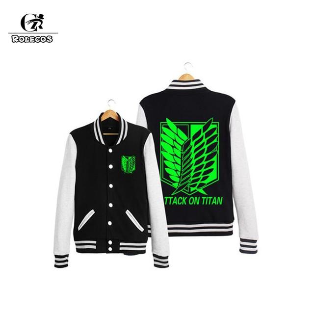 Attack on Titan Jacket Hoodie Sweatshirt