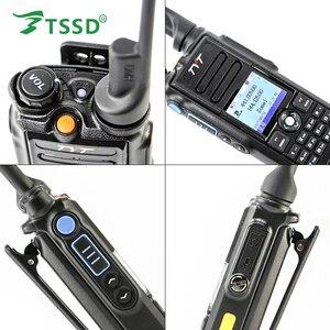 Image 5 - מקורי 5W TYT GPS IP 67 להקה 144/430 דיגיטלי DMR שתי דרך רדיו MD 2017
