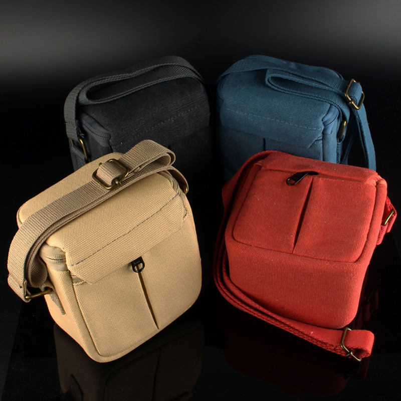 HOT Shockproof Bag Camera Shoulder Strap Case for Nikon Coolpix J1 J2 J3 J4 J5 V3 V2 S7000 P610s L330 B500 P100 P80 P7700 P7800