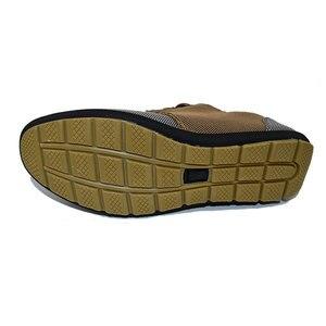 Image 5 - Mężczyźni buty moda płócienne buty dla mężczyzn obuwie letnie oddychające żółte Comfortbale espadryle trampki płaskie buty męskie duże rozmiary