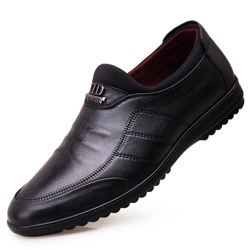 Été hommes chaussures mode cuir à lacets orteil évider sandales mâle britannique angleterre Style trou respirant chaussures