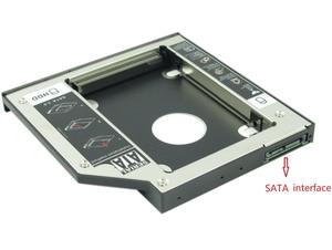 Image 4 - WZSM جديد 12.7 ملليمتر SATA 2nd SSD HDD العلبة لشركة أيسر أسباير V3 771G V3 772 V3 772G V3 571G V3 471G الصلب محرك أقراص العلبة