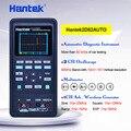 Hantek2D82AUTO цифровой автомобильный осциллограф + мультиметр + источник сигнала + Автомобильный диагностический 2 канала 250MSa/s 80 МГц 2D82