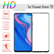 Tempered Glass for Huawei Honor 20 Pro 20i Glass Phone Screen Protector on Honor 20 Lite Protective Glass for Honor 10i 20i Film(China)