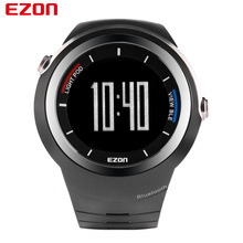 EZON S2 Smart Sports Watch Montre Digital Bluetooth Watch Running Pedometer Waterproof Multifunctional Watches for IOS Android