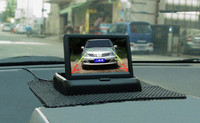 China new product 4.3 inch folding TFT LCD mini full color display monitor use for car VCD/DVD/GPS/Camera
