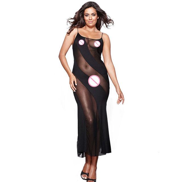 b9edc611ccf Online Shop Plus Size Exotic Apparel 5XL 3XL Women New Elegant Black ...