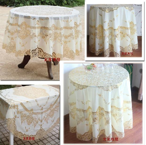PVC Roundtable Tablecloth Dining Table Cloth Waterproof  : PVC Roundtable Tablecloth Dining Table Cloth Waterproof Oil Rustic Circle Round Table Cloth 180 180cm from www.aliexpress.com size 619 x 613 jpeg 71kB