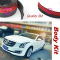 Bumper & Spoilers Lip For Cadillac SRX 2004~2015 / Car Tuning / Refitting Accessories / Body Chassis Side Protection / Stickers