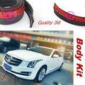 Bumper & Spoilers lábio para Cadillac SRX 2004 ~ 2015 / carro Tuning / remontagem acessórios / Chassis corpo proteção lateral / etiquetas