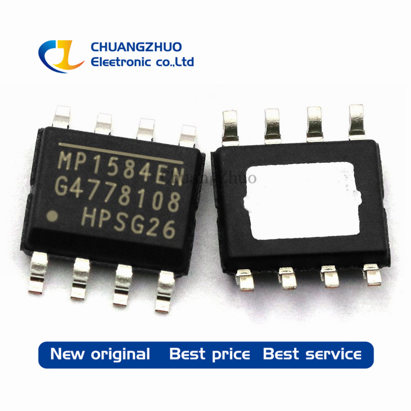 Original 10pcs/lot MP1584EN MP1584 Mp1584en-lf-z SOP-8 Power Management DC/DC Conversion Chip