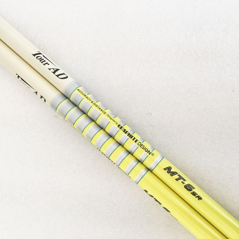 Новыя мужчынскія Cooyute Golf вал кіроўца TOUR AD MT-6 гольф 3шт драўляны вал / серыя Графіт Golf вал R SR або S Flex Бясплатная дастаўка