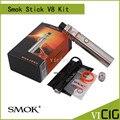 100% Original Smok Stick V8 Kit with 5ml TFV8 Big Baby Tank and 3000mah Stick V8 Battery Vape with V8 Baby-M2 Core