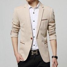 Mens blazers suit Jacket New Arrivals Casual Man Masculino Blaser Male 3XL 4XL 5XL 6XL Quality male Jacket Blazer Men