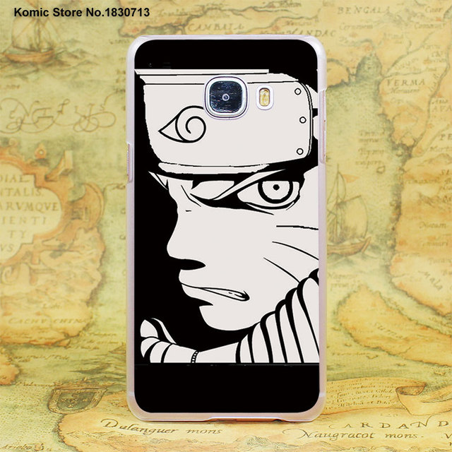 Naruto Pain Main lee Design Clear Phone Case for Samsung