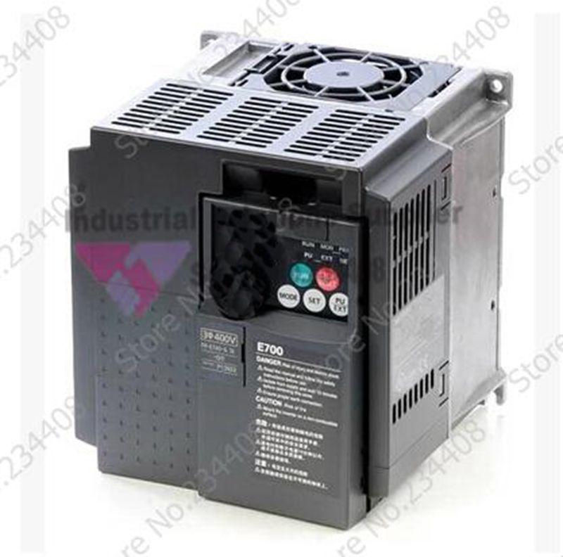 Input 3 ph 380V Output 3 ph Inverter FR-E740-0.4K-CHT 380~480V 1.4A 0.4KW 0.2~400Hz New new original inverter 30400v fr e720s 2 2 k cht