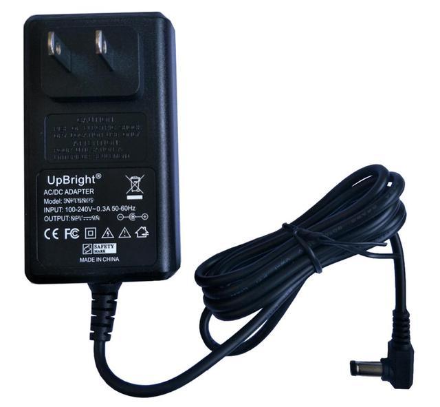 UpBright adaptador de CA de repuesto, lámpara LED CND, 36V, 100 240V, fuente de alimentación Universal, enchufe de red para lámpara UV de uñas Shellac