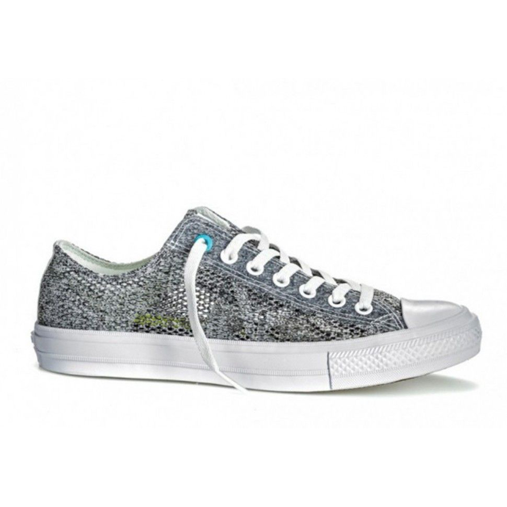 Walking Shoes CONVERSE Chuck Taylor All Star II 155732 sneakers for male and female TmallFS kedsFS new converse chuck taylor all star ii low men women s sneakers canvas shoes classic pure color skateboarding shoes 150149c