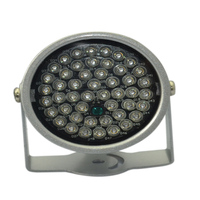 850nm светодиодный видеонаблюдения ИК-свет инфракрасный свет безопасности Ночное видение осветитель для видеонаблюдения Камера включают Мо...
