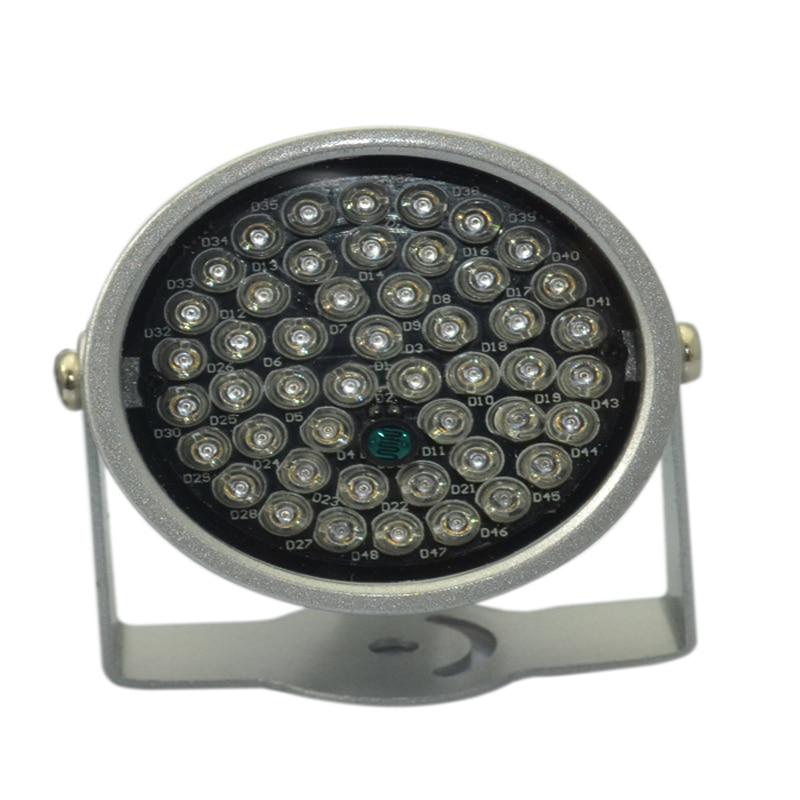 850nm LED CCTV IR Light Infrared Security Light Night Vision illuminator For CCTV IR Camera Include Power Adaper led 12v night vision ir infrared illuminator light lamp led auxiliary lighting for security cctv camera