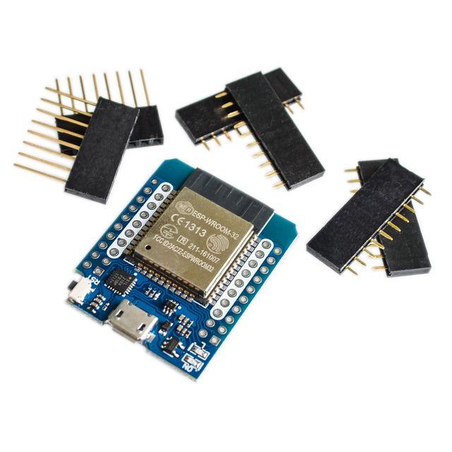 LIVE D1 mini ESP32 ESP-32 WiFi + Bluetooth Internet der Dinge entwicklung basis ESP8266 Voll funktionsfähig