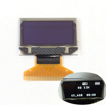 SSD1306  0.96 inch 128X64 White OLED Display 12864 LCD Screen Board 0.96″ Passive Matrix for Arduino