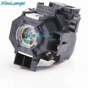 Image 4 - V13H010L41 Projector Lamp with Housing For Epson PowerLite S5 / S6 / 77C / 78, EMP S5, EMP X5, H283A, HC700