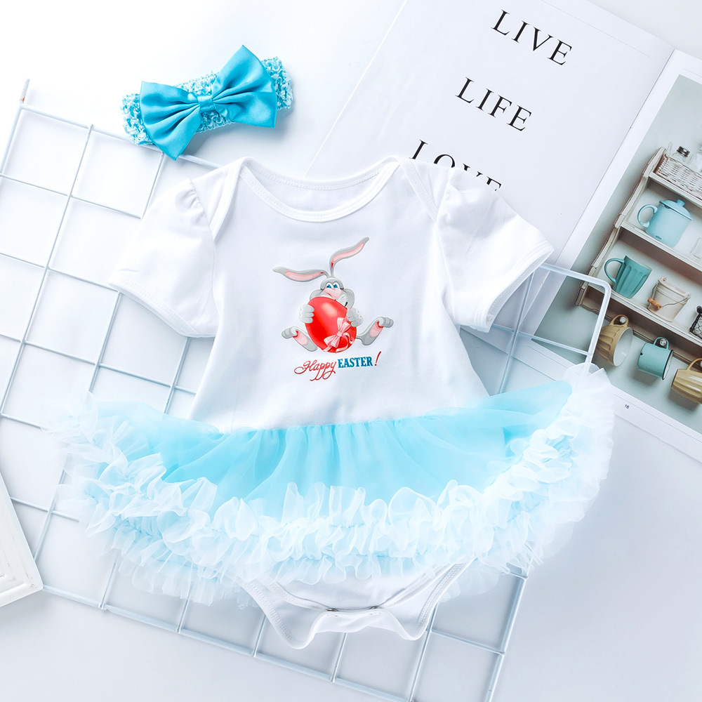 1a5e41be360e2 Newborn Girl Baby Birthday Party Dress Summer Cotton Kids Clothes First 1st  Birthday Christening Dresses for Toddler Girls