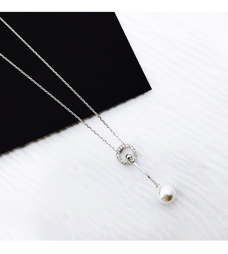ZTUNG  GUP17  women 925 silver jewelry,temperamental freshwater pearls pendant,a wedding gift for brideZTUNG  GUP17  women 925 silver jewelry,temperamental freshwater pearls pendant,a wedding gift for bride