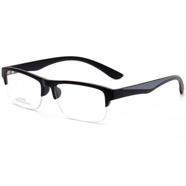 eba90d7546 Lightweight Glasses Frame Eyeglasses Fashion New Style TR90 Clear Lens Prescription  Eyewear Frame oculos de grau
