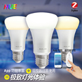 3pcs /lot Zigbee 7W  Smart Bulb Compatible with Philips Hue bridge 1.0 or 2.0  and Homekit control Smart Home Phone APP Control