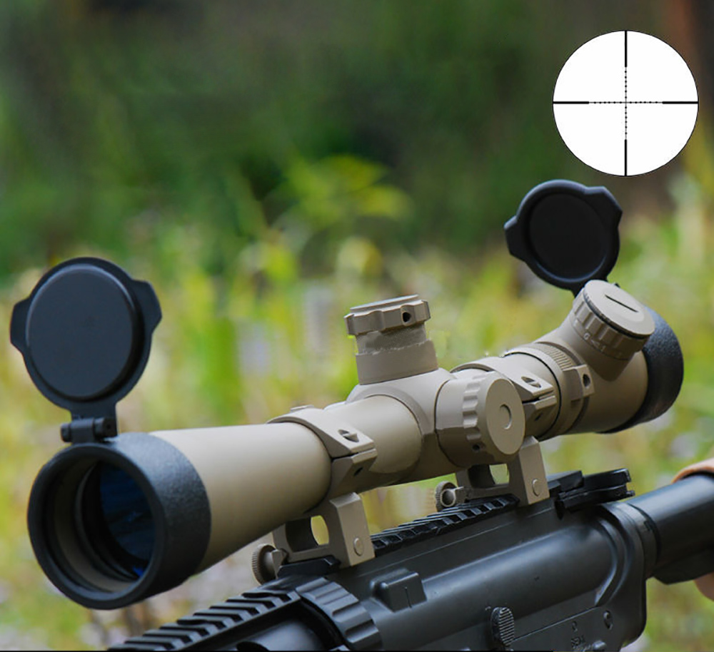 WIPSON Hunting Aim Optics Airsoft air guns 3.5-10X40 SF Illuminated Rifle Scope Mil-dot Reticle Telescopic Collimating  Sight 3 5 10x40e red green dot laser sight scope hunting optics riflescopes tactical airsoft air guns scope chasse sniper rifle scope