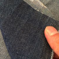 Hot Sale Denim Fabric Jean Fabrics Material 145CM Width